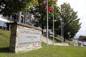 Hastings County council has approved a new policy requiring proof of vaccination for COVID-19 or proof of a valid exemption. It applies to workers, contractors, volunteers, students, members of council and its committees.