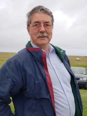 Harold Murray Tuck passed away very peacefully at home on Monday, August 30 after a courageous battle with metastatic esophageal cancer. Harold Tuck worked at the Kincardine News for a number of years. SUBMITTED