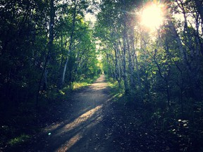 Trails Manitoba announced some upgrades to trails accross the province. (supplied photo)