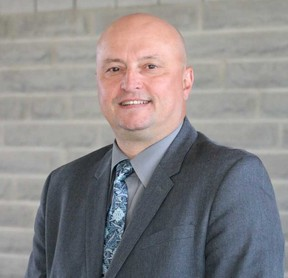 Trent Keough was president and CEO of Keyano College between June 2018 and May 2020. Supplied Image/Keyano College