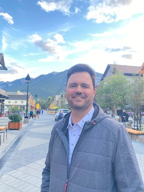 Grant Canning is running for re-election in the upcoming municipal election on Monday, Oct. 18, 2021. Photo submitted