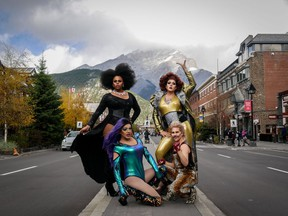 Upcoming Banff Pride week, scheduled for Oct. 3 -11, is hosting a full week of events including signature events at Fairmont Banff Springs featuring Drag Race Superstar, Brooke Lynn Hytes. Other events include, performances by local artists at The Radiant, mountaintop Drag Performances at Banff Gondola and Drag Bingo at High Rollers. Photo submitted by Banff Pride Society.