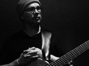 Kris Tischbein, a Belleville-based musician whose most recent release Ñ The String Theory ÑÊis a concept album containing six songs that tell a story in sequence. SUBMITTED PHOTO