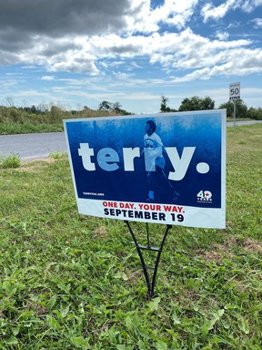 This year's Belleville-based Terry Fox Run for cancer research will be held Sunday. It's a virtual event, with people asked to run, walk, cycle, etc. in places of their choosing and submit photos of themselves to the national and local campaigns.