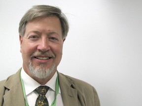 Dr. David Colby is medical officer of health for Chatham-Kent. Peter Epp photo