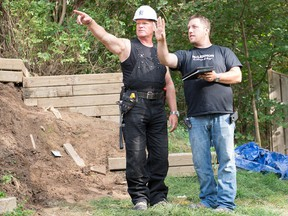 September is a great time to give your home the once over and prepare for the winter months ahead, figure out what needs to be done and schedule the work, so our homes are in tip-top shape for the coming winter months, says home building expert Mike Holmes. Holmes Group photo