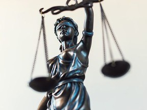 justice of scales