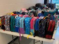 The Salvation Army, Suncoast Citadel in Goderich put together over 400 backpacks with contributed school supplies within to be distributed to families in need throughout Huron County. Submitted