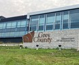 The Grey County administration building in Owen Sound. DENIS LANGLOIS