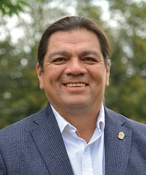Photo supplied Duke Peltier, Liberal Party candidate in Algoma-Manitoulin-Kapuskasing