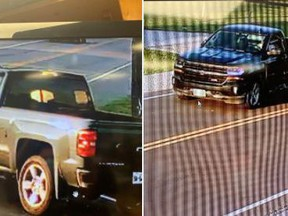 Norfolk OPP have released photos of a vehicle wanted in connection to a hit-and-run near Boston on Monday, Sept. 27. A cyclist suffered minor injuries in the crash.