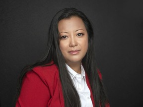 Elizabeth Quinto, federal Liberal candidate in Oxford County. (Submitted)