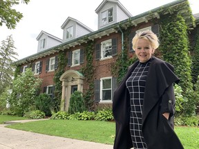 Lynnee Steffler, owner of Clonmel Castle on Prospect Street in Port Dover, has reached an agreement with neighbours and Norfolk County on the addition of new housing units to her property. The Ontario Land Tribunal will examine and possibly approve the minutes-of-settlement during a video conference in October. Monte Sonnenberg/Postmedia Network