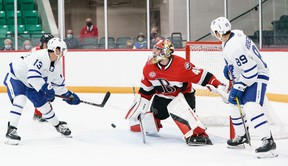 The Bay of Quinte is known for hockey, and the Belleville Senators are back on home ice.