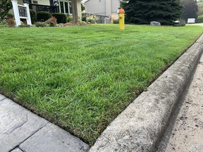 Edging your garden beds, sidewalks and driveway will help give potential buyers of your home a great first impression, says gardening expert John DeGroot. John DeGroot photo