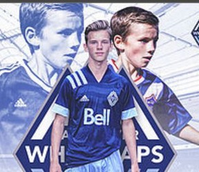 Isaac Charbonneau, of Cornwall, will be playing soccer at a high level this year in Vancouver. Handout/Cornwall Standard-Freeholder/Postmedia Network