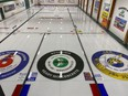 The Wetaskiwin Curling Club was back on the ice Monday.