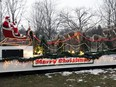 Santa Claus is to return this year to Pinafore Park for St. Thomas Optimist ClubÕs second reverse Santa Claus parade.  St. Thomas Optimist Club/Facebook