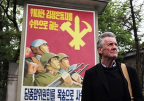 Michael Palin's latest book is the witty and observant North Korea Journal