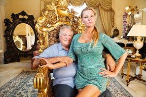 David and Jackie Siegel are building a home that will include 13 bedrooms, 23 bathrooms, and a 20-car garage.