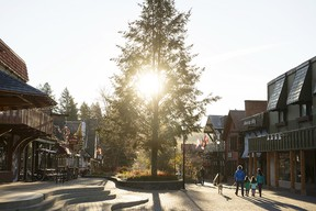 Playing up the Bavarian theme, Kimberley, B.C., calls its outdoor mall the Platzl, but it offers much more than schnitzel.