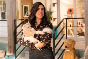 Nicole Power, best known for her role as Shannon in Kim's Convenience, is bringing the same character to the new CBC comedy Strays.