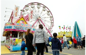 The Capital Fair will run from Aug. 15 to Aug. 24 at the Rideau-Carleton Entertainment Centre with a midway featuring 30 rides, twice its previous size.