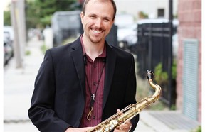 Brooklyn-based, Ottawa-raised saxophonist and composer Michael Webster gives hometown concerts infrequently. But when he does, they're don't-miss shows. He plays Tuesday, April 22, on the NAC Fourth Stage with his quintet that includes trumpeter Ingrid Jensen and vibraphonist Chris Dingman. The music starts at 7:30 p.m. Tickets: $30. Also, Jensen, one of jazz's most distinctive horn players, gives a master class that day at 12:30 p.m. at GigSpace (953 Gladstone Ave.). Admission: $10.