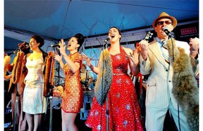 May 3: The Peptides, album release, with Gary Franks, 8 p.m., St. Alban s Church, 454 King Edward Ave., $15, thepeptides.com