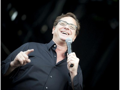 Bob Saget brought his comedy show to the Bell stage at Bluesfest Saturday July 12, 2014.