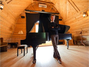 Carson Becke was among 13 young performers at the Generation Next concert for Chamberfest.