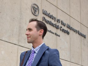 Michael Sona was the only person to face charges in the 'robocall' affair.