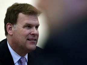 Files: John Baird, Minister of Foreign Affairs