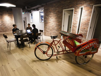 Shopify, which recently unveiled spanking new offices, was cited as a local entrepreneurial  success story.