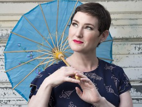 Suzie Ungerleider, who performs as Oh Susanna, will play a sold-out show Thursday in Ottawa at Knox Sanctuary.