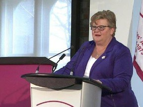 Linda Haslam-Stroud, president of the Ontario Nurses' Association, said her organization is particularly concerned that nurses are not being offered all the equipment they might need to protect them from contracting the virus, as a Texas nurse did last week.