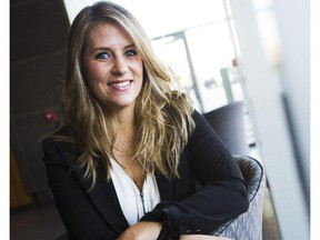 Jocelyn Wentland, a part-time professor at the University of Ottawa, co-authored a study on casual sexual relationship.