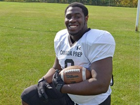 Neville Gallimore will play for the Oklahoma Sooners next year.