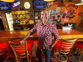 Shawn Dawson of Fatboys Smokehouse is one of the five people to watch in 2015.  Assignment - 119350 Photo taken at 12:45 on December 18. (Wayne Cuddington/ Ottawa Citizen)