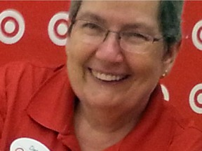 Former Target employee Debra Waite says the department store's staff did their best for the company.
