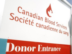 Canadian Blood Services is hitting back at an OPSEU ad campaign claiming that proposed workplace changes will endanger the blood supply.