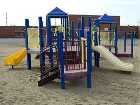 Coun. Rick Chiarelli said he and others agree the lack of funding for replacing playground equipment must be addressed before council finalizes the budget at its March 11 meeting.