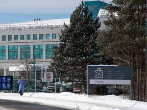 CSIS headquarters in Ottawa. Do the spies need more independent supervision as they pick up new powers?