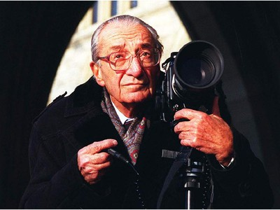 Library and Archives Canada has purchased a collection of more than 200,000 Malak Karsh photographic images. Malak died in 2001.