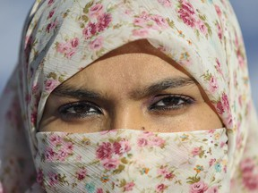 Zunera Ishaq's request to take her citizenship oath while wearing a niqab has mushroomed into a dominant election issue.
