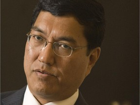 Western University president Amit Chakma was paid $967,000 -- double his normal salary last year because he worked through a scheduled one-year leave.