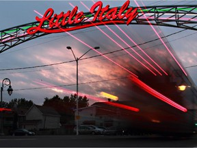 Take a walking tour of Little Italy with Heritage Ottawa.