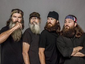 If you like Duck Dynasty, you're most likely also a Conservative Party supporter, according to an informal Facebook study.