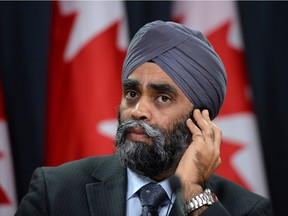 Defence Minister Harjit Sajjan says none of the JPSU treatment centres will close.