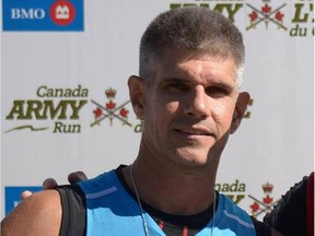 Mark Laviolette, who died when struck while running in Gatineau on Sunday, Jan. 10, 201=6.
